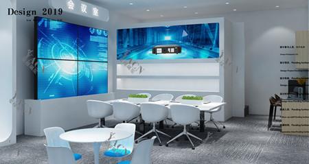 卡莱特云科技-企业展厅