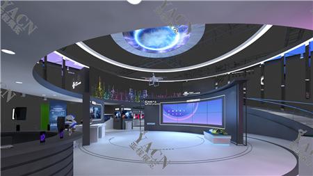 中国联通-企业展厅