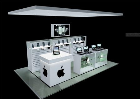 手机数码产品-陈列专柜